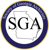 Society of Georgia Archivists logo